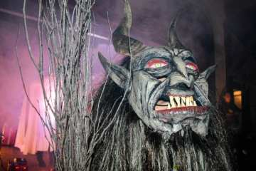 Krampus, i Leggendari Demoni delle Alpi 29