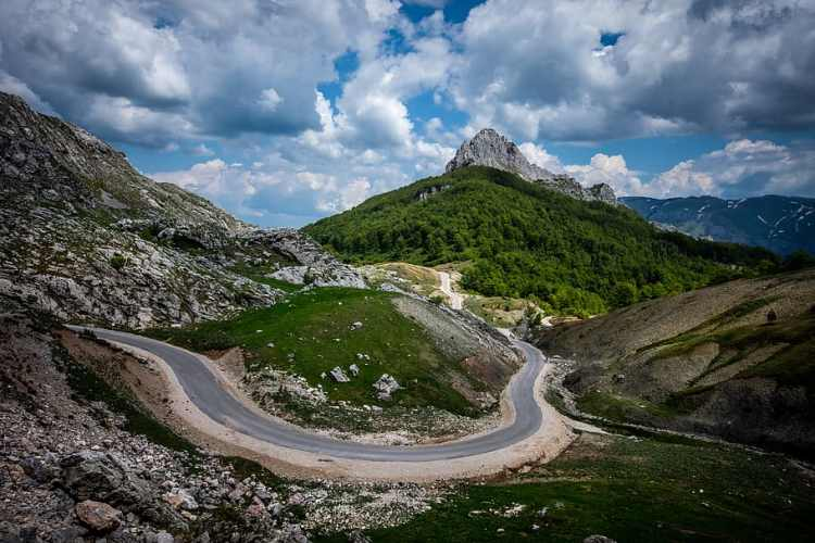 bicycle touring east europe