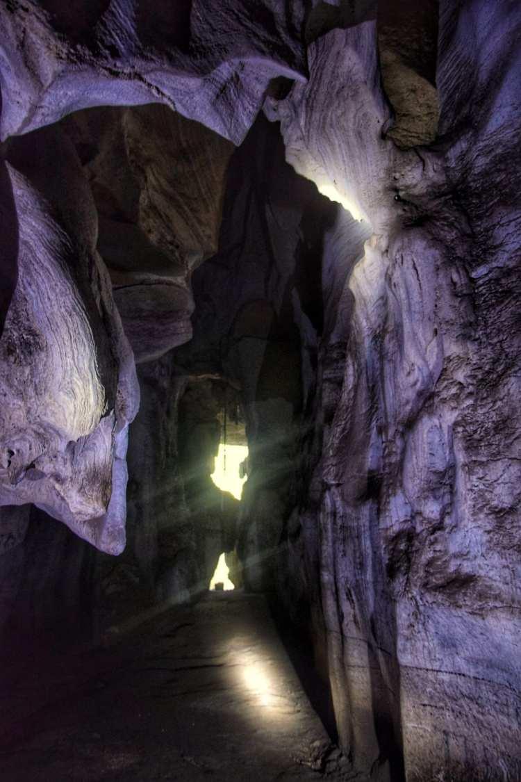 cave tanzania