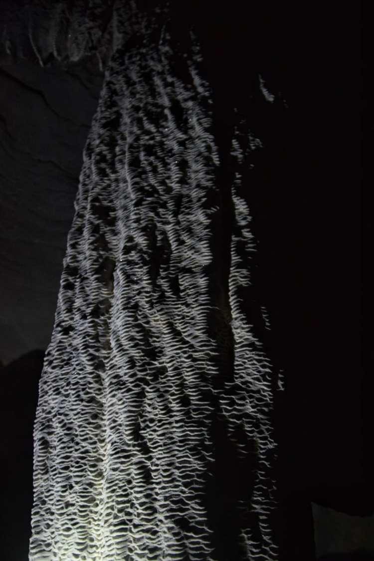 inside amboni cave