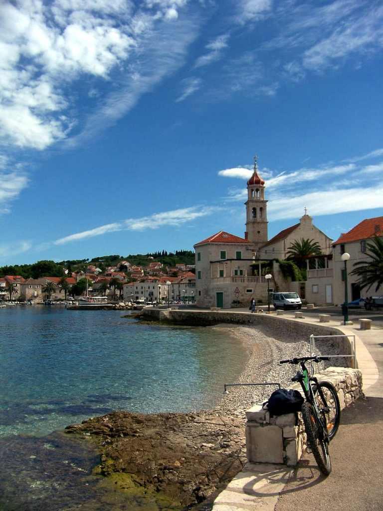cycling croatia brac