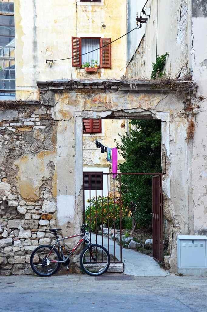 cycling in Zadar