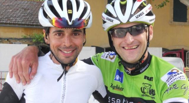 Omar Di Felice et Ralph Diseviscourt.
