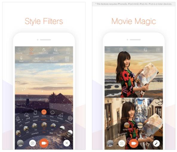 Musemage: Ứng dụng hỗ trợ quay và chỉnh sửa video chuyên nghiệp đang được Apple cho tải về miễn phí