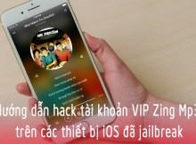 hack tài khoản VIP Zing Mp3