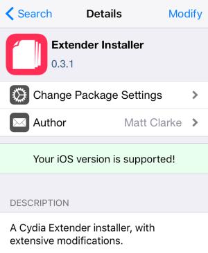 cydia-extender-installer