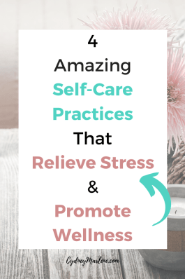 4 self-care practices