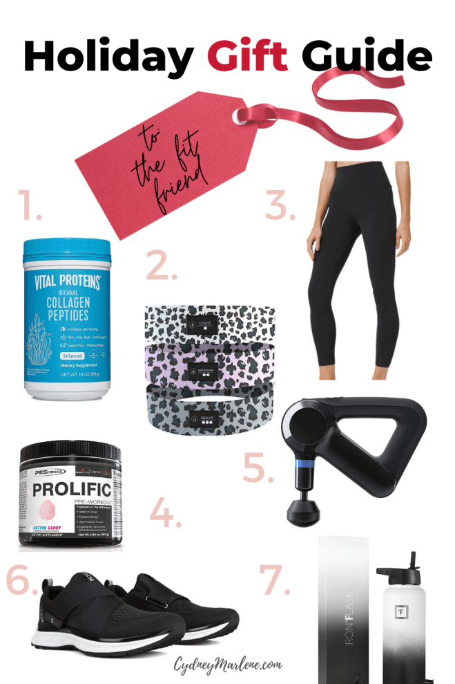 Gift Guide #8: For Your Fit Friend