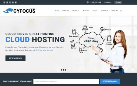 cyfocus website