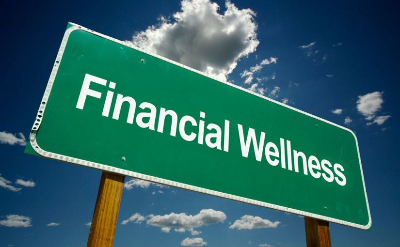 Financial Wellness Sign
