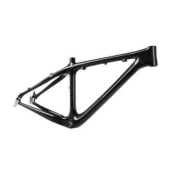 MTB kulfiber cykel ramme