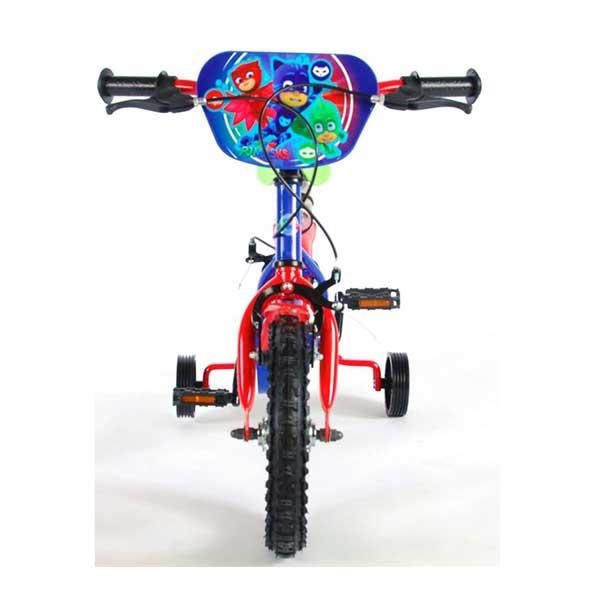 "Pyjamasheltene cykel 12"" med støttehjul"