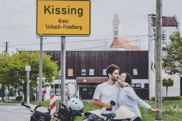 Kissing-Germany
