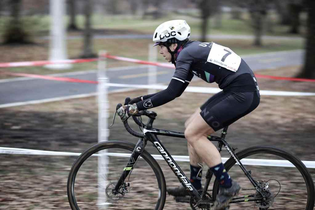 Cyclocross Training by Courtney Turner