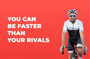 You Can Be Faster Than Your Rivals