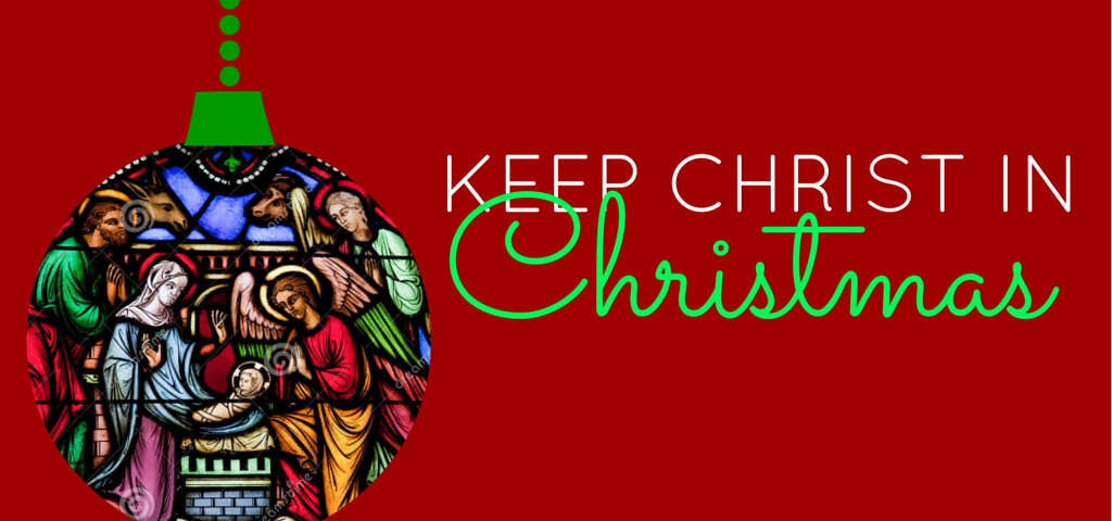 Keeping Christ in Christmas | CYM Perth