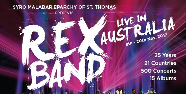 Rexband live in Perth