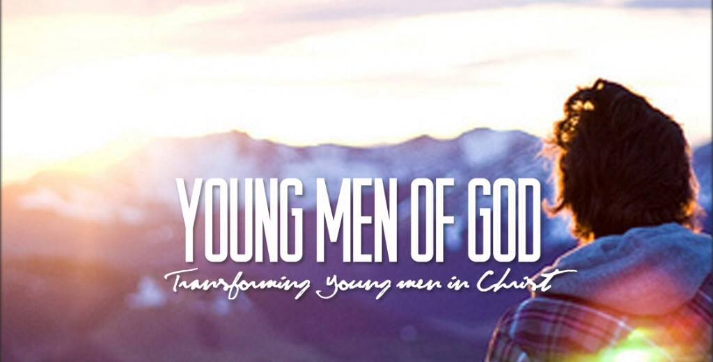 Young Men of God with James Parker