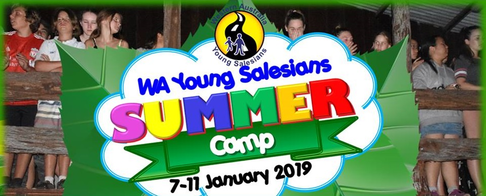WA Young Salesians Summer Camp 2019