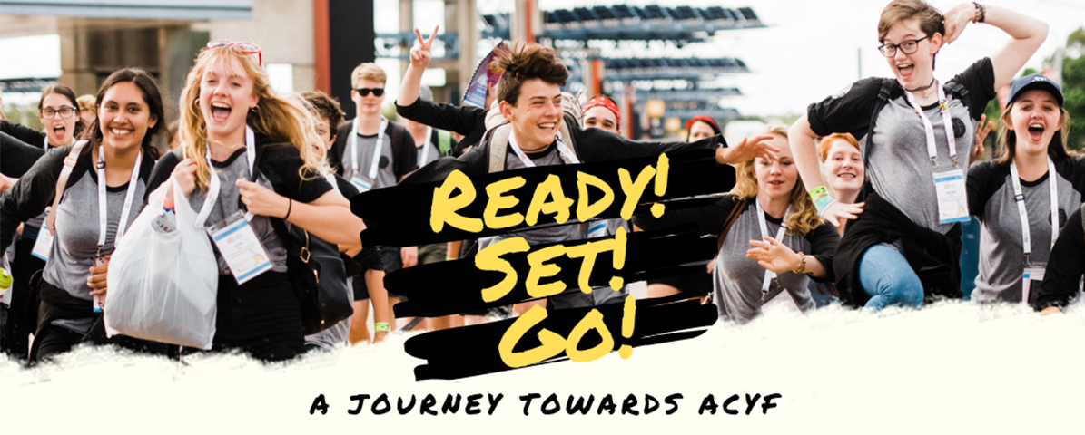 Ready! Set! Go! 1 Set The Pace (Young People)