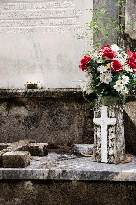 Flowers on a Grave- Emily Dyckman '15