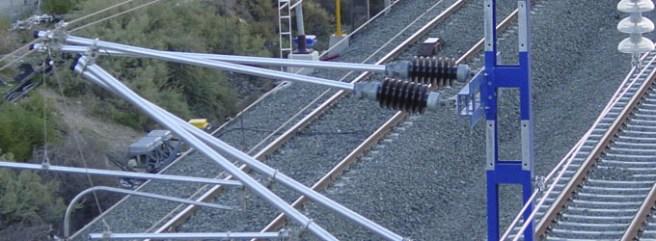 Electrificación de catenaria CYMIMASA