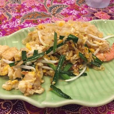 Silom Thai Cooking School - Pad Thai