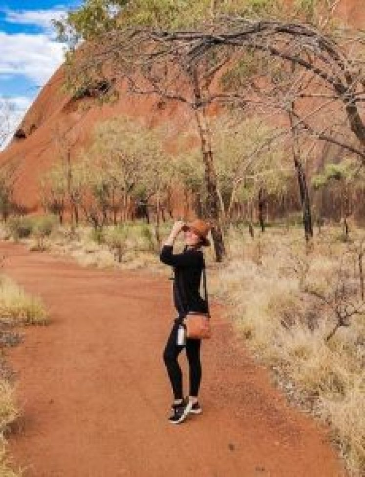 Uluru Australia CYNCITY