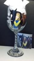 Portrait Wine Glasses