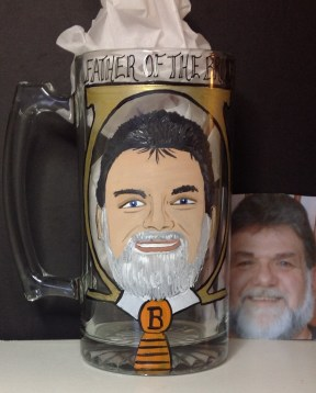 Father Of the bride Beer Mug