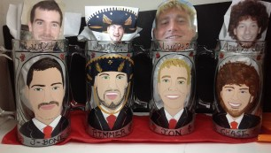 Portrait Beer Mugs