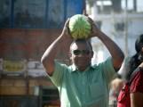 Nearly always watermelon season in India