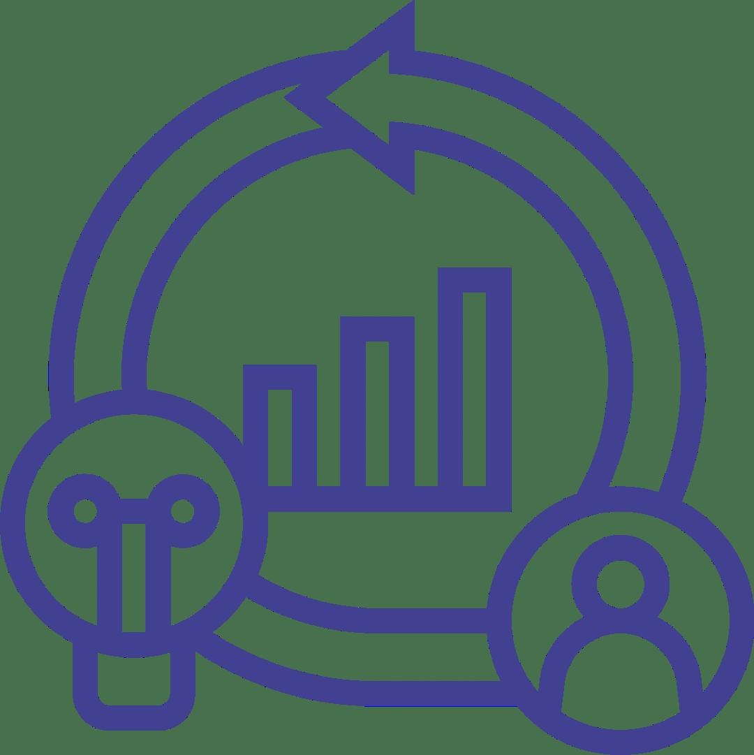 Agile Scrum Environment Icon