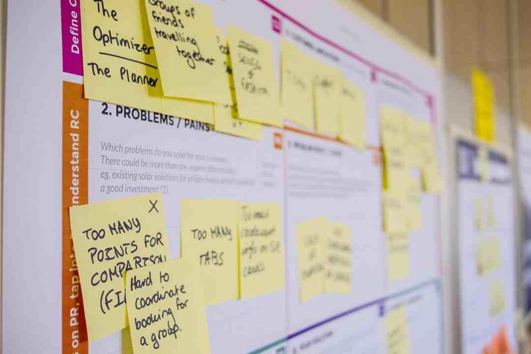 Planning Whiteboard Image
