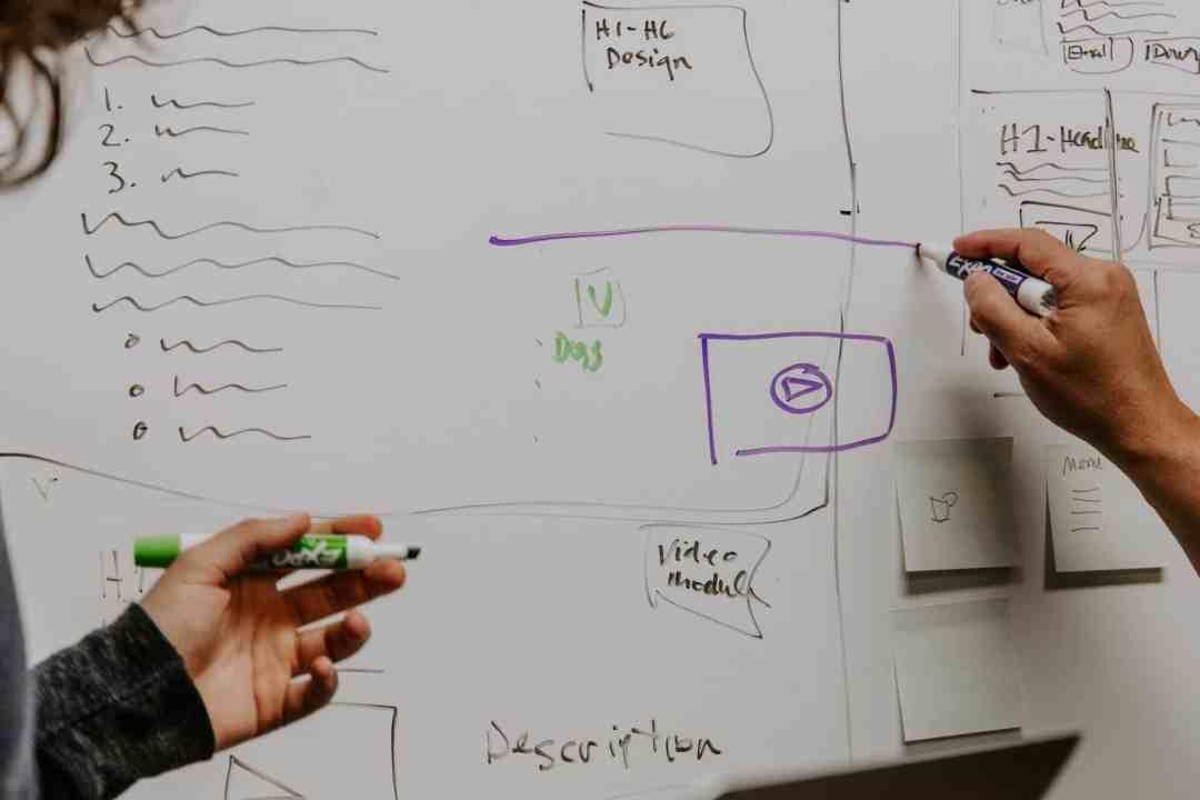 Whiteboard Notes Image