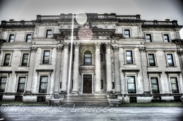 Vanderbilt Mansion HDR