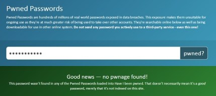 pwned-password