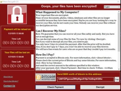 ransomware-nhs