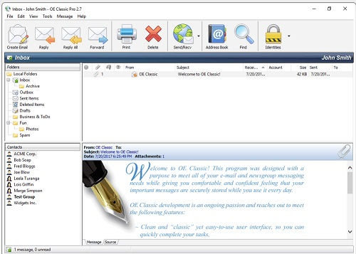 oe-express-inbox