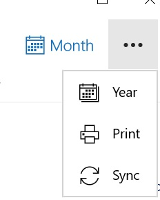 calendar-print-sync