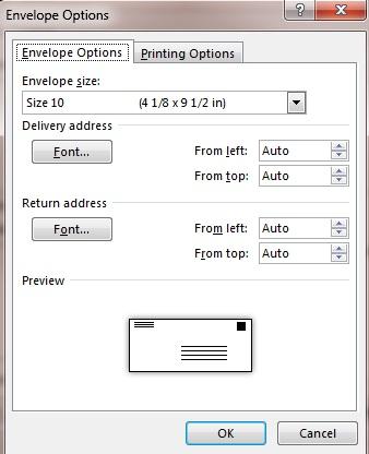 envelopes-labels-options