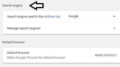 Change default search engine in Chrome – Cyn Mackley