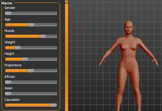 makehuman-adjust-proportions.jpg