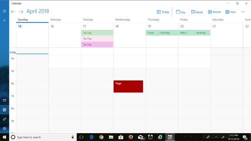 win-10with-gmail-date