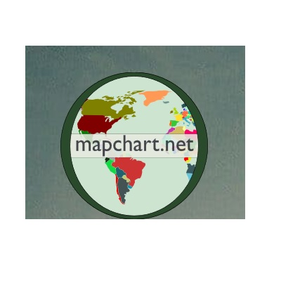 Map Chart Cyn Mackley - Mapchart