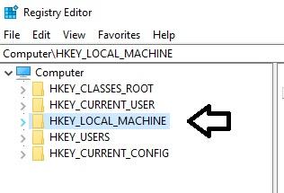 hkey-local-machine