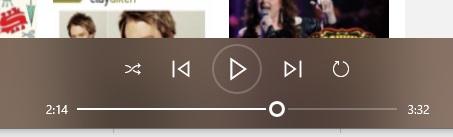 music-controls