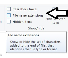 file-name-extension