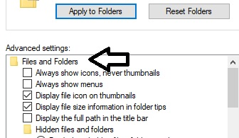 files-and-folders-options