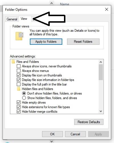 options-view-tab